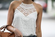 Tremendous Sewing Make Your Own Clothes Ideas. Prodigious Sewing Make Your Own Clothes Ideas. Sewing Clothes Women, Make Your Own Clothes, Dressy Tops, Summer Shirts, Long Tops, Fashion Outfits, Womens Fashion, Cute Tops, Refashion