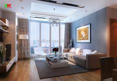 Thiết kế nội thất phòng khách chung cư | thiet ke noi that chung cu