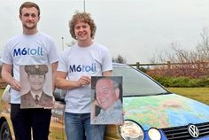 STEP-BROTHERS from Stafford will be taking on a gruelling 10,000 mile journey to Mongolia.  Adam and James Rowley have kick started their quest by receiving a £1000 sponsorship boost from M6...