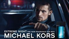 Michael Kors Extreme Night ad