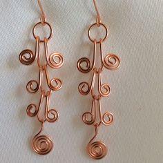 Host Pick  Egyptian Swirl Earrings