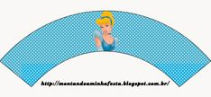 Cinderella: Free Printable Invitations, Party Printables and Images.