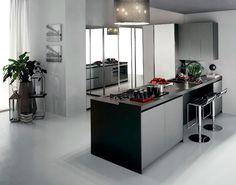 Cucina Moderna Penisola 43