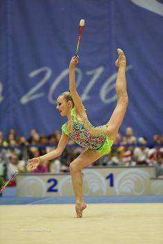 Polina Shmatko (Russia), Russian Championships 2016