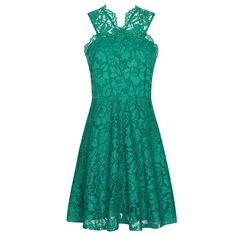 Green Sandro Dress