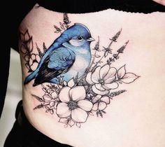 Эскизы птиц • Значение татуировок с птицами