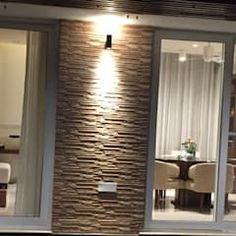 Salle à manger moderne par lee+mir moderne | homify Villa, Curtains, Home Decor, Design Projects, Dining Room Modern, Design Ideas, Blinds, Decoration Home, Room Decor