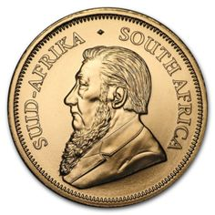 Buy 2017 oz Gold South African Krugerrand Coin Brilliant Uncirculated BU at online store Gold Krugerrand, Gold Coins, Buy 1, Silver, Stuff To Buy, Confidence, Street, Life, Ideas