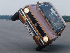 VW Golf Mk1 - 2 WD