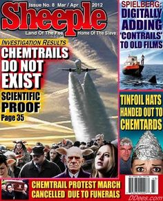 To  who not believe that chemtrails is REAL I  have the  irrefutable truth test  I will  prove it