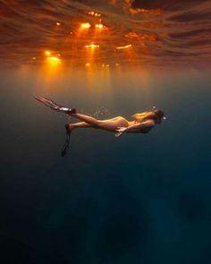 Underwater Photography, Amazing Photography, Cool Pictures, Beautiful Pictures, Underwater Pictures, Underwater World, Underwater Model, Scuba Diving, Under The Sea