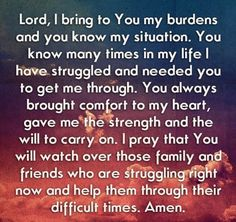 Bless them Lord!!! Amen