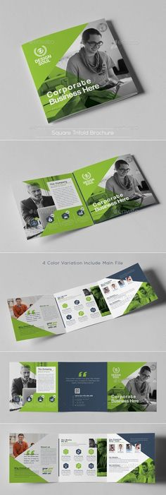 New medical flyer creative brochure design 65 ideas Brochure Indesign, Template Brochure, Corporate Brochure Design, Creative Brochure, Tri Fold Brochure Design, Company Brochure Design, Brochure Printing, Corporate Profile, Business Brochure