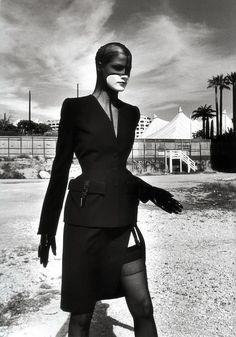 #photography - Helmut Newton
