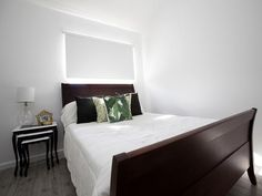 White Bedroom in Top 25 Biggest Renovating Mistakes from HGTV