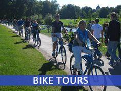 Munich Bike Tours   Sightseeing Tours   München Fahrradverleih   Neuschwanstein Castle Tours - Mikes Bike Tours of Munich - Welcome