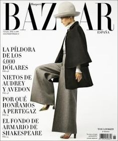 Cover - Best Cover Magazine  - Harpers Bazaar (Netherlands)   Best Cover Magazine :     – Picture :     – Description  Harpers Bazaar (Netherlands)  -Read More –