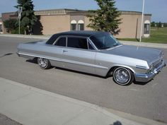 1963 Impala Wheels   Thread: 1963 impala 20 inch iroc wheels?