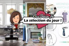 [Mlle. Lucie aime] Le best-of du jour   @ohhappyday @designsponge @Chicdecoblog @myscandihome @ohhappyday @designsponge @Chicdecoblog @virginiastblog @myscandihome