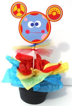 Mickey Mouse Clubhouse Themed Toodles Party by ScrapsToRemember, $6.00