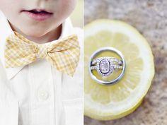 lemon wedding ring