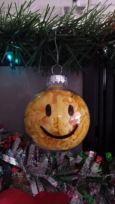 smiley Face Ornament~