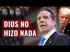 GOBERNADOR DE NUEVA YORK: DIOS NO HA HECHO NADA - YouTube Facebook, Youtube, Movie Posters, Movies, Fictional Characters, New York City, So Done, God, Health