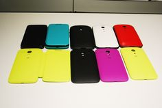 These shells and cases for Moto G offer both beautiful design and protection of your mobile device