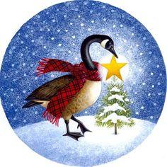 Star Goose -- by Stephanie Stouffer