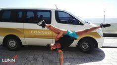 Acción Promocional 2014 - Hotel Conrad -Punta del Este