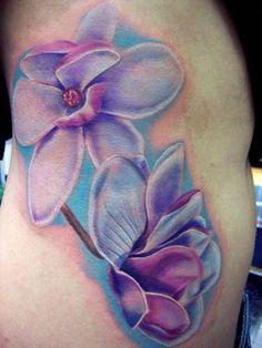Jasmine Flower Tattoo :)