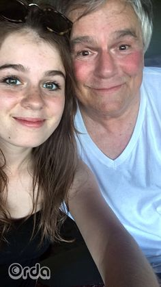 Spending Fathers Day With Wylie, June 19, 2016