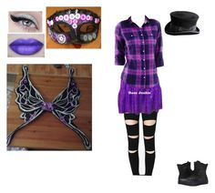 """Steampunk fairy"" by ilovepugsandteal on Polyvore featuring Converse and St. John's Bay"