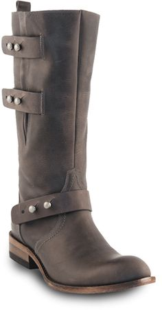 Lucchese Amelia Engineer Boot. Love these.  Saw them in Austin and have wanted them ever since.