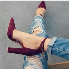 Thick Heels