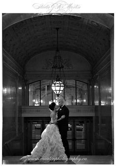 CHATEAU LAURIER WEDDING FEATURED ON OTTAWA WEDDING MAGAZINE « Studio G.R. Martin Photography