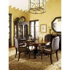 Lexington Kingstown Tamarind Isla Verde Arm Chair 619-881-683571