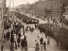 Революция обострила проблемы горожан. Фото из архива историка Сергея Егорова