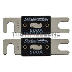 The Install Bay High Quality  Mini ANL Fuse 80 AMP Package Of 2 pcs