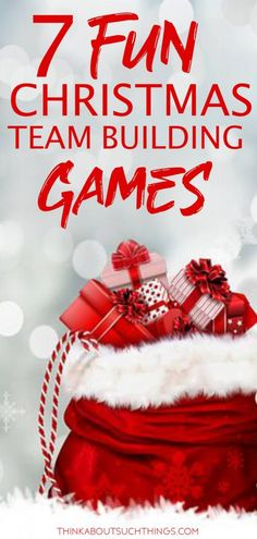 7 Christmas Team Building Activities Everyone Will Love