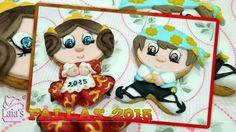 Galletas Falleros 2015