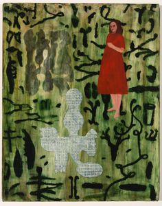 Barbara Tuck, ris Gate, 1 of 6 oil on canvas paintings, each 405 x April 4th, Oil On Canvas, Canvas Paintings, Figurative Art, New Art, Amazing Art, New Zealand, Iris, My Arts