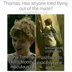 Image result for thomas maze runner cheated fanfiction