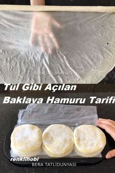 Cookery Books, Turkish Recipes, Food Preparation, Appetizer Recipes, Food And Drink, Cooking Recipes, Yummy Food, Bread, Baking
