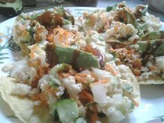 Delicious #Seafood Fish Ceviche. Ceviche de pecado. Yum! Recipe with pictures. Nayarit style. Estilo Nayarit.
