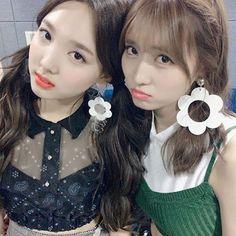 Nayeon and Momo - Twice