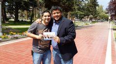 #MendozaPropone en la plaza departamental