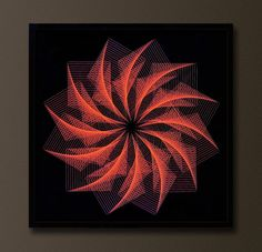 At daylight so peaceful, at night a fireball. The beautiful MANDALA, with SPECIAL UV EFFECT, FOR HOME, OFFICE, BAR, SPA, COFFEE SHOPS, RESTAURANTS, MEDITATION, YOGA, ZEN framed and behind anti reflective glass. Made with enormous patience in EXTREME FINE STRING ART technique. An eye catcher! MYSTICAL SPIRITUAL 3D GEOMETRY WALL ART (I Shipp Everywhere): ∞∞∞∞∞∞∞∞∞∞∞∞∞∞∞∞∞∞∞∞∞∞∞∞∞∞∞∞∞∞∞∞∞∞∞∞∞∞∞∞∞∞∞∞∞∞∞∞∞∞ If you want a bigger size, please contact me. I will see, what I can do for you…