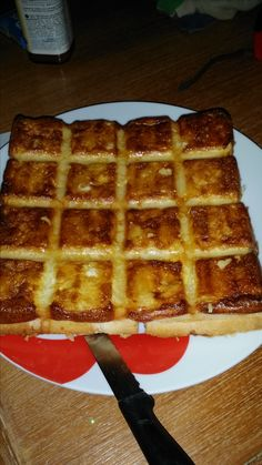 Croque Mr, Food Gallery, Entrees, Waffles, Buffet, Sandwiches, Cooking, Breakfast, Cake