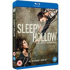 Win a copy of Sleepy Hollow: The Complete Second Season - http://www.competitions.ie/competition/win-a-copy-of-sleepy-hollow-the-complete-second-season/